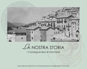 La Nostra Storia Book Cover