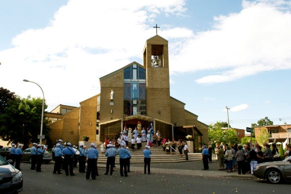 Procession 2012